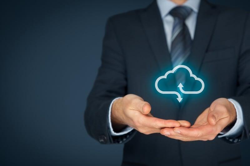 imagen ilustrativa de proveedores en la nube